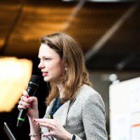 Lina Timm, Media Lab Bayern: Innovation entsteht, wenn man Menschen zusammenbringt