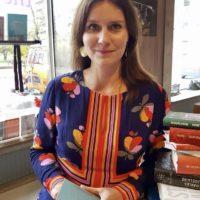 Maria-Christina Piwowarski: Meine Begeisterung für den Beruf der Buchhändlerin ist stetig gestiegen