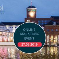 OMahoi 2019 - Online Marketing Event in Münster
