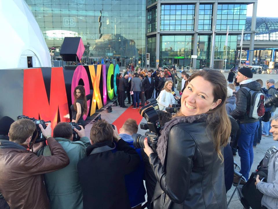 Sigrid Arteaga: Ich darf Mexiko als Presseleiterin der Botschaft in Deutschland repräsentieren