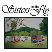 """""""You just have to be nice."""" - Sisters on the Fly"""