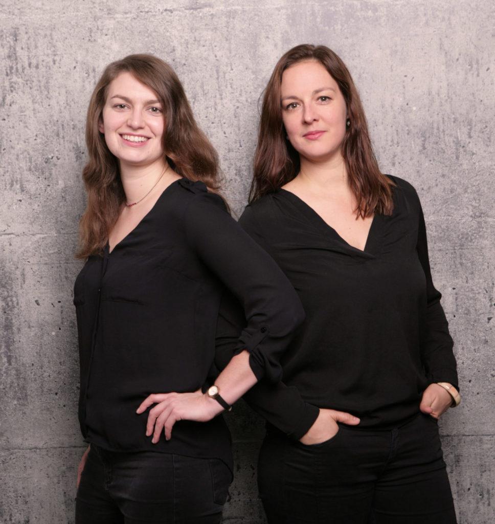 Stefanie Hirsbrunner und Karla Kutzner: Bei uns werden alle Projekte von afrikanischer Seite her gestaltet
