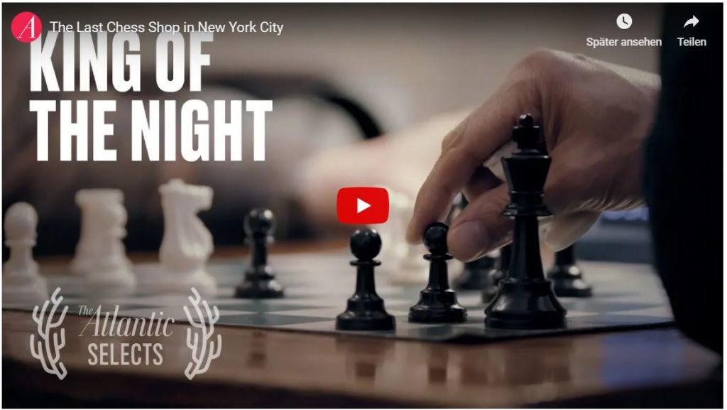 Kurzdoku: Der letzte Schachspielladen von New York
