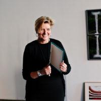 Uta Grosenick: Ich bin Verlegerin des DISTANZ Verlags