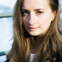 Anika Landsteiner: Normalerweise schreibe ich immer, egal wo ich bin
