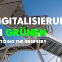 """Talkformat """"Digitalisierung im Grünen"""" von re:publica und IGA Berlin 2017"""