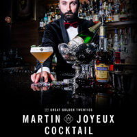 MARTIN JOYEUX: Ein Cocktail als Content Marketing fürs Modelabel