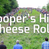 Skurrile Veranstaltungsformate: Käserennen