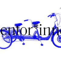 Leander Wattig beim re:publica Mentor*innen-Programm