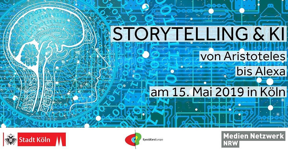 Storytelling & KI - von Aristoteles bis Alexa