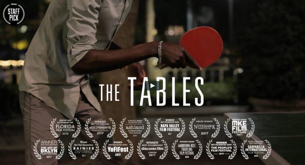 Kurzdoku: Die Community der New Yorker Tischtennisplatten