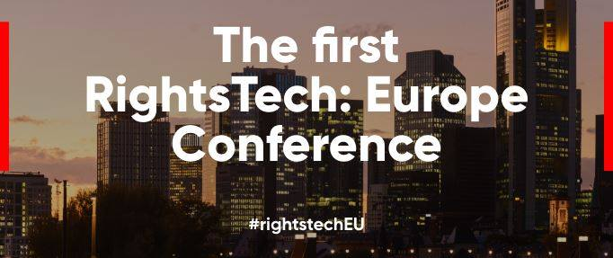 RightsTech: Europe 2019