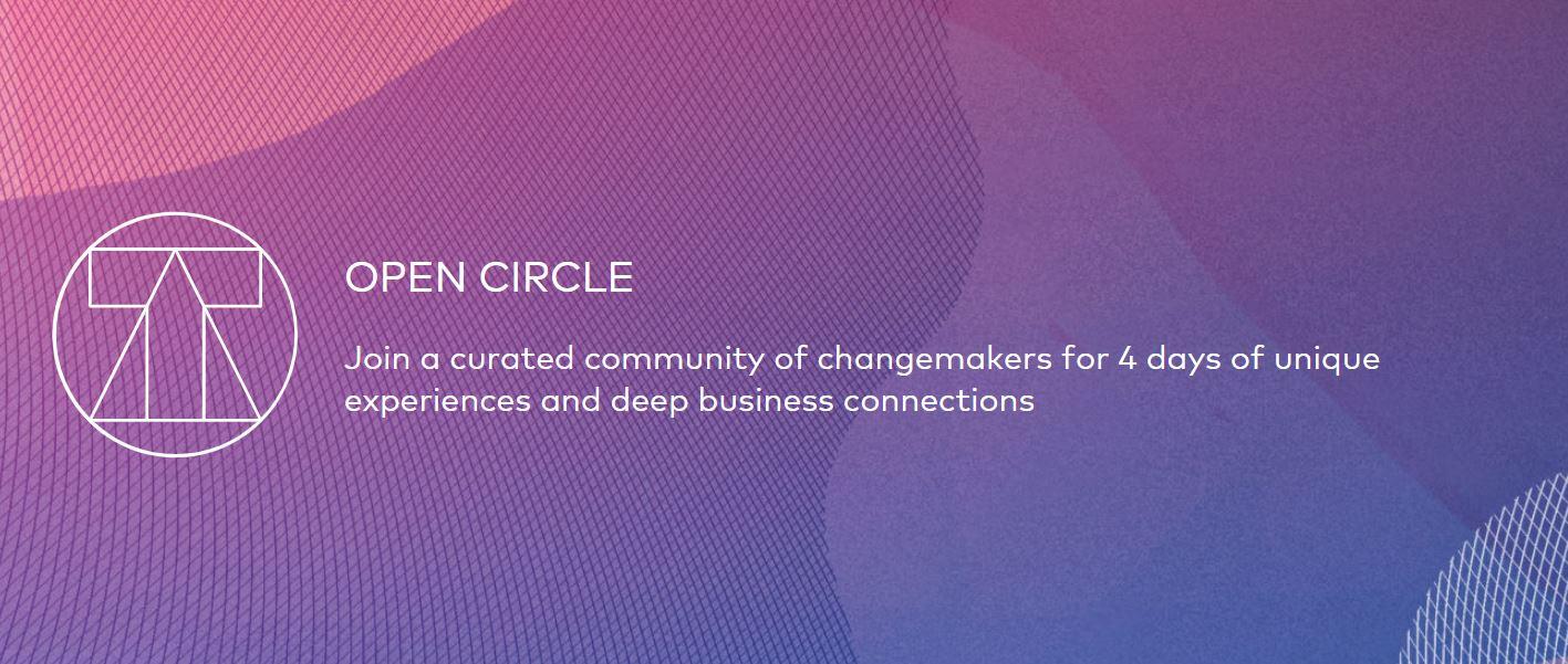 Tech Open Air: Open Circle program