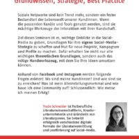 Social Media. Grundwissen, Strategie, Best Practice. Mit Trude Schneider (Literaturpower)
