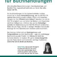VLB-TIX für Buchhandlungen