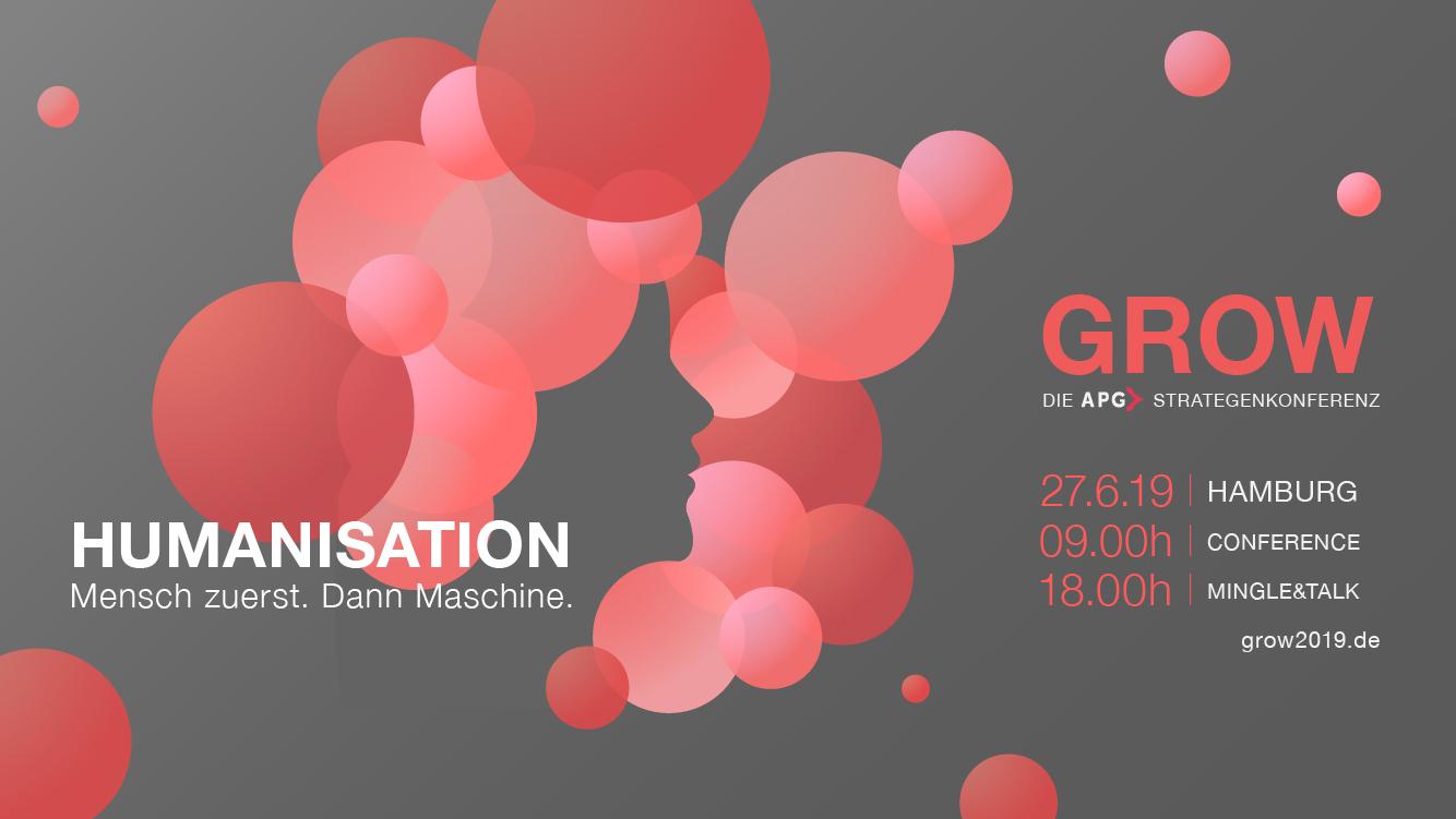 GROW 2019 - Die APG Strategenkonferenz