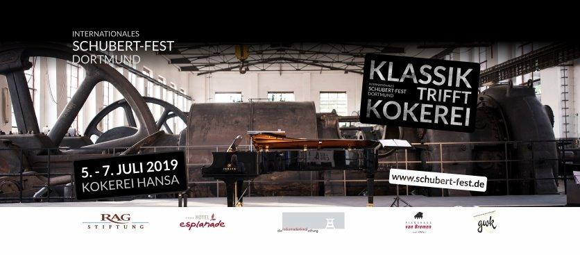 Klassik trifft Kokerei! – Internationales Schubert-Fest Dortmund 2019