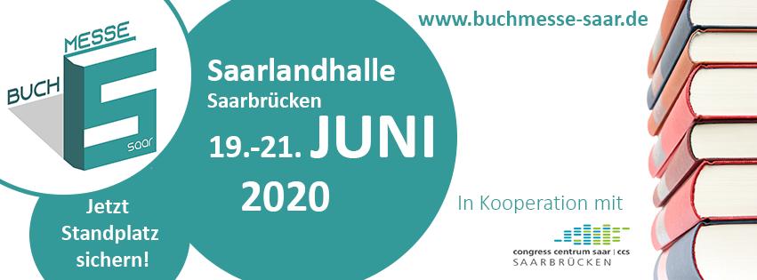 Buchmesse Saar 2020