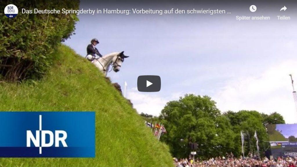 NDR-Doku: Das Deutsche Springderby in Hamburg