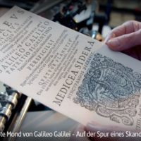 ARTE-Doku: Der gefälschte Mond von Galileo Galilei - Auf der Spur eines Skandals