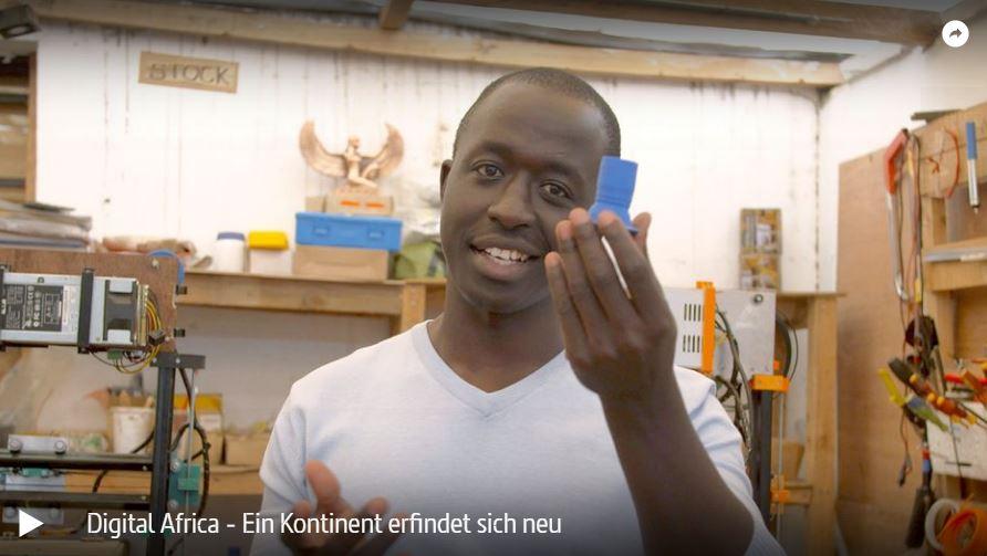 ARTE-Doku: Digital Africa - Ein Kontinent erfindet sich neu