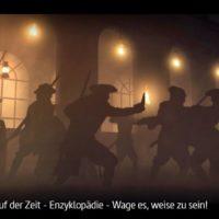 ARTE-Doku: Enzyklopädie - Wage es, weise zu sein! (Im Lauf der Zeit)