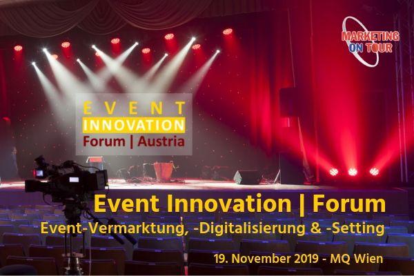 Event Innovation | Forum - Fachmesse & Konferenz für Macher von Events