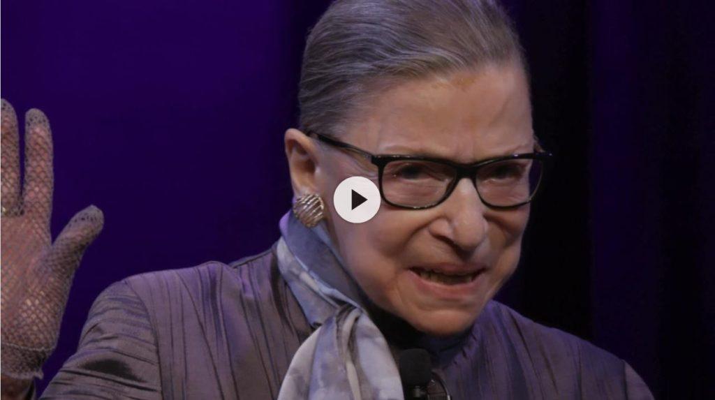 ZDF-Doku: Ruth Bader Ginsburg - Ein Leben für die Gerechtigkeit