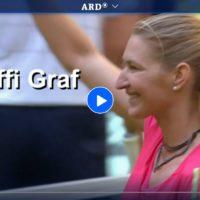 RBB-Doku: Steffi Graf - Eine Tennislegende wird 50