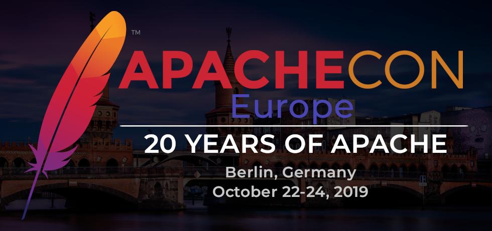 ApacheCon Europe 2019