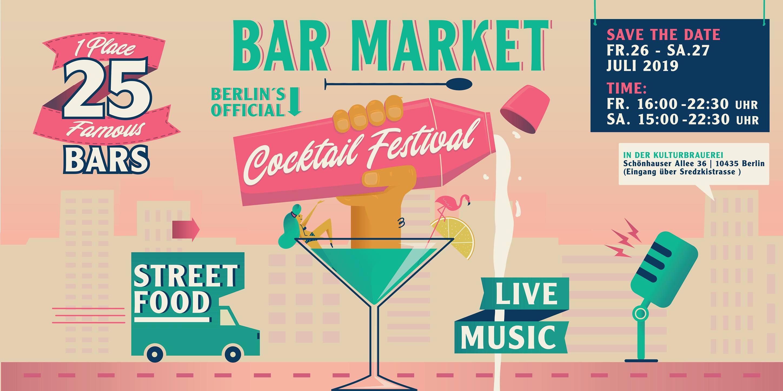 Cocktail Festival Berlin 2019