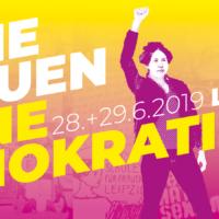 Feministische Sommeruni 2019 in Leipzig