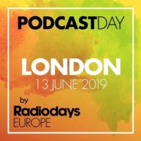 Radiodays Europe Podcast Day 2019
