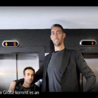 ARTE-/ZDF-Doku: Auf die Größe kommt es an