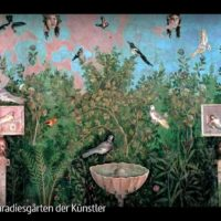 ARTE-Doku: Die Paradiesgärten der Künstler