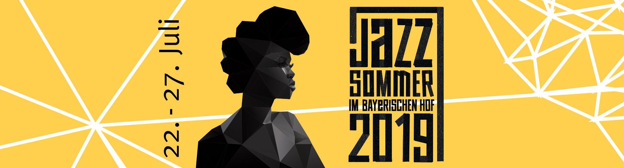 Jazz Sommer 2019 im Bayerischen Hof