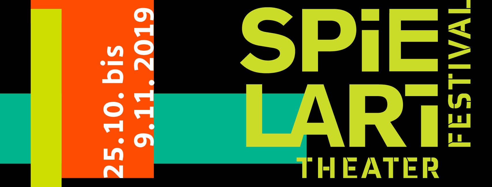 SPIELART 2019 - Das Theaterfestival