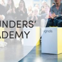 signals Founders' Academy 2019