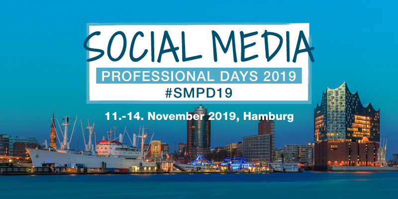 Social Media Professional Days 2019