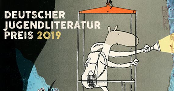 Preisverleihung Deutscher Jugendliteraturpreis 2019