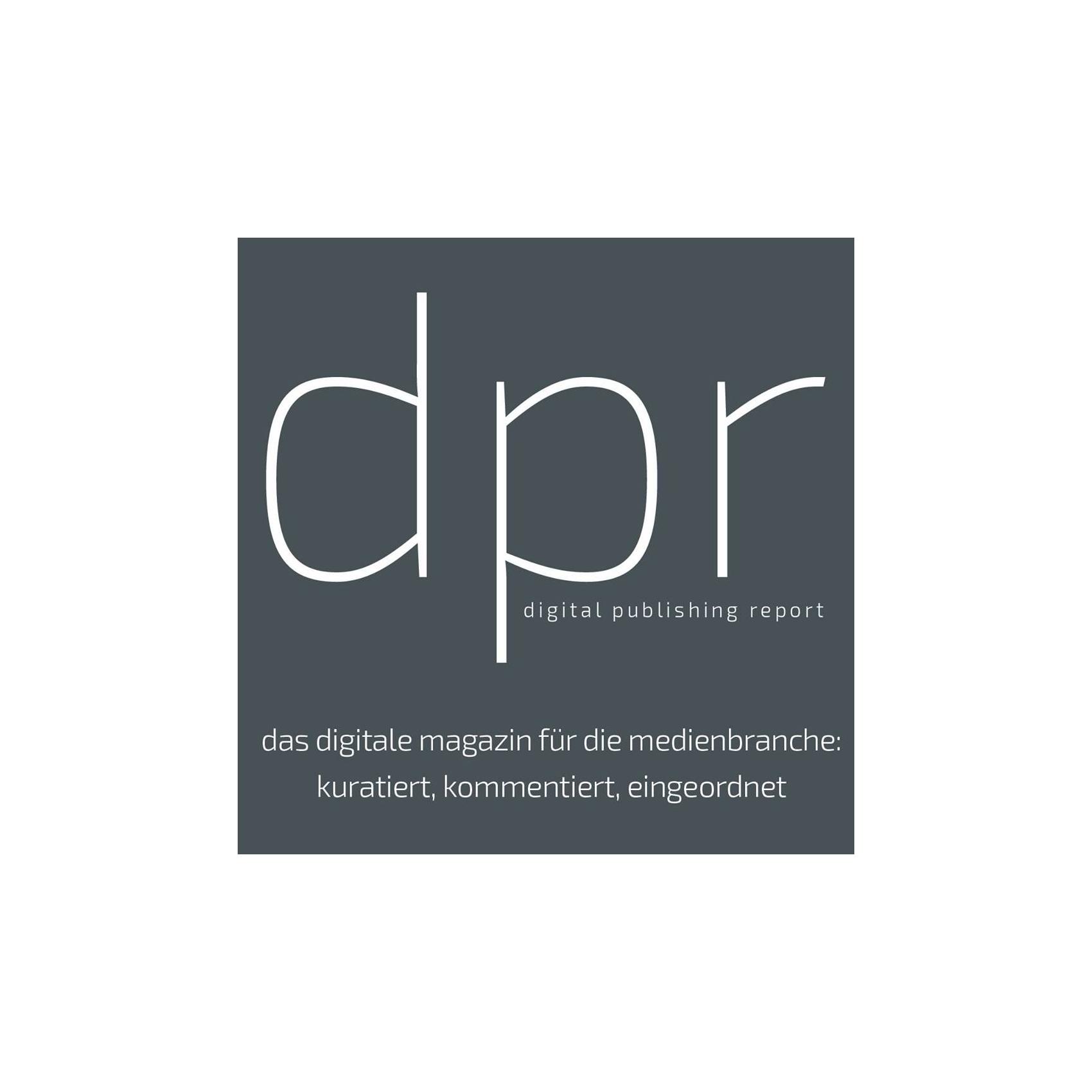 digital publishing report