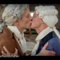 ARTE-Doku: Männerfreundschaften