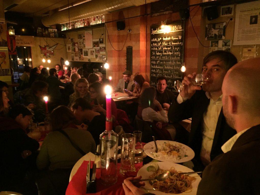 #pubnpub Leipzig zur Leipziger Buchmesse 2016