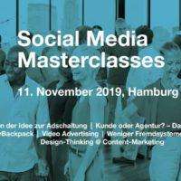 Social Media Masterclasses @ Social Media Conference