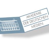 Die Akademie der Deutschen Medien zählt zu den führenden Medienakademien in Deutschland