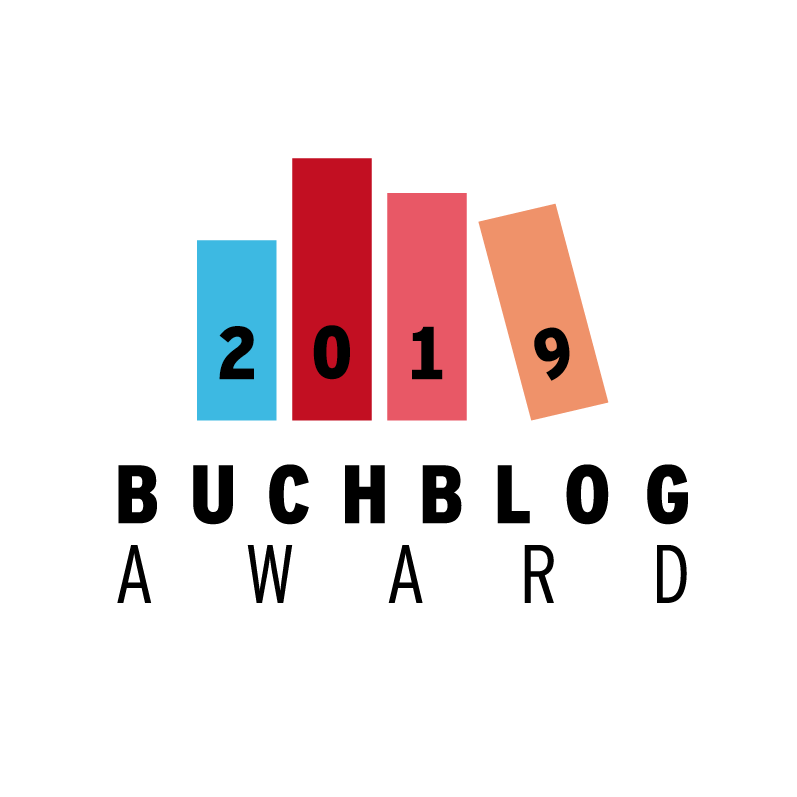Preisverleihung Buchblog-Award 2019