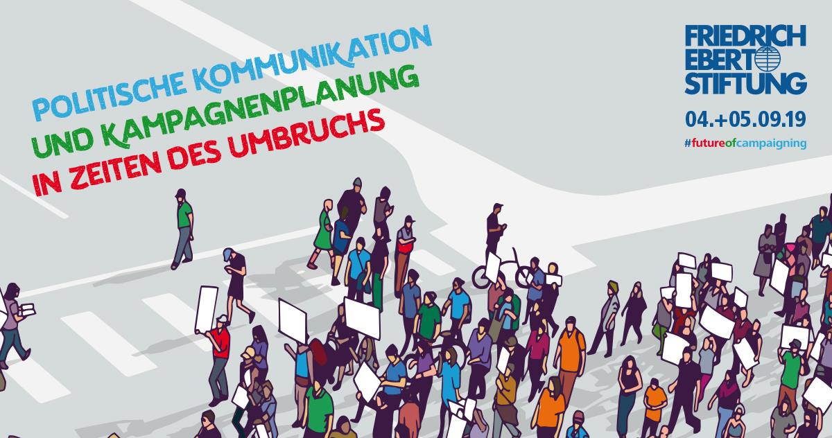 Fachtagung: Politische Kommunikation & Kampagnenplanung