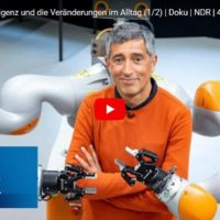 NDR-Doku: Künstliche Intelligenz (2 Teile)
