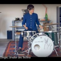 ARTE-Doku: Klaus Dinger, Urvater des Techno