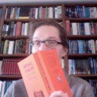 Literaturjunkie: Claudia Lohmann bloggt einmal die Woche über ihre Welt des Lesens und Vorlesens